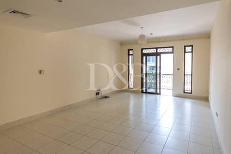 شقة 2 غرفة نوم للايجار في المدينة القديمة، دبي - Chiller Free | Unfurnished | Superb Views