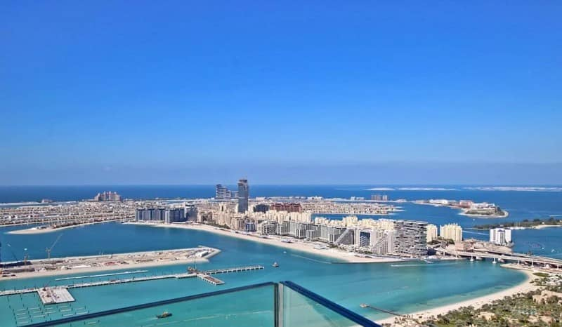 4Beds | Penthouse?Tenanted?Full Palm and Sea View