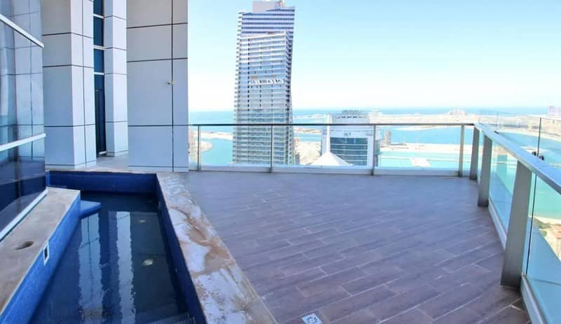 13 4Beds | Penthouse?Tenanted?Full Palm and Sea View