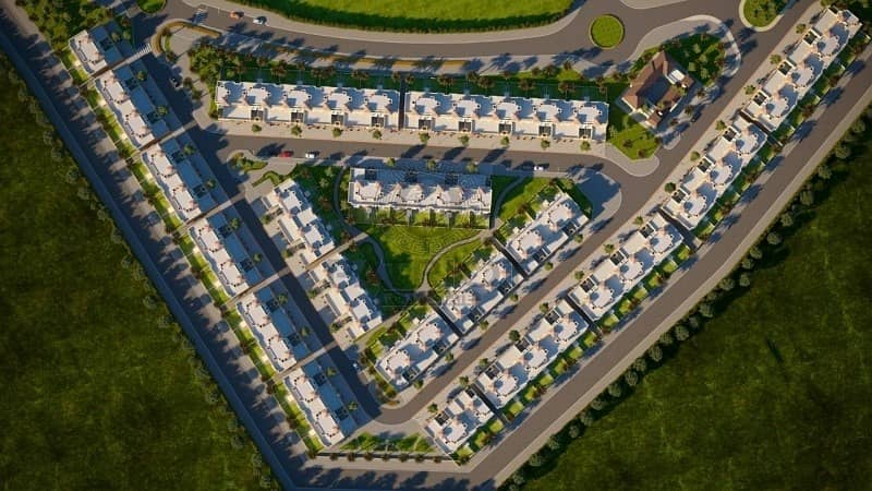 13 Villa for sale in Dubai in golf course community
