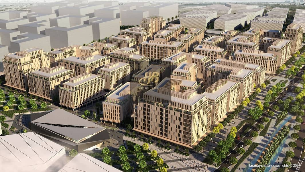 Attractive offer two room apartment in Sharjah