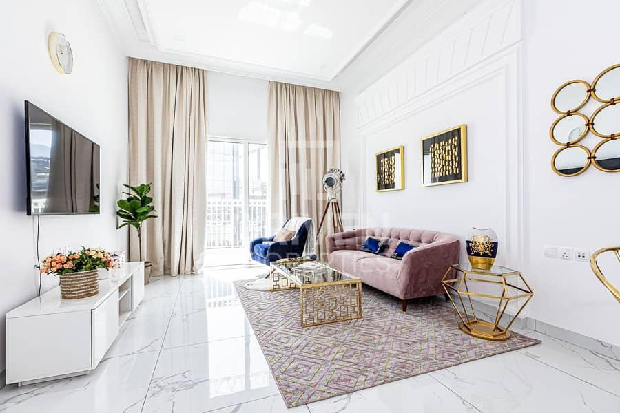 Elegant and Brand new 1 bedroom Apartment