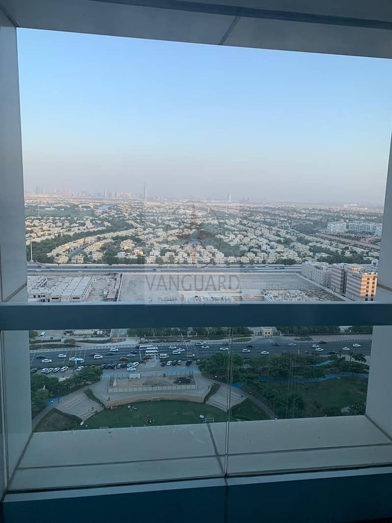 LOW FLOOR - Furnished 1 Bed in Saba Tower 2