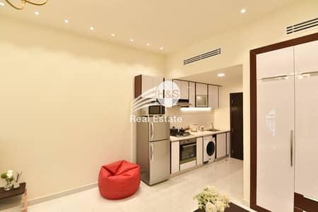شقة 2 غرفة نوم للبيع في المدينة العالمية، دبي - 2 BR Apartment in Olivz with beautiful pool view