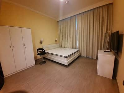 Studio for Rent in Hamdan Street, Abu Dhabi - Amazing furnished studio apartment including water Electricity & wifi near star bucks