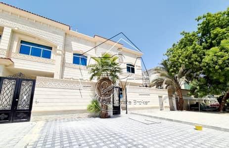 5 Bedroom Villa for Rent in Al Mushrif, Abu Dhabi - BRAND NEW 5 BED VILLA W/PRIVATE ENTRANCE
