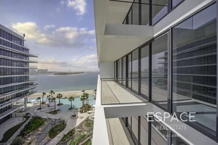 شقة 2 غرفة نوم للبيع في نخلة جميرا، دبي - Sea View| Exceptional Finishes | VOT