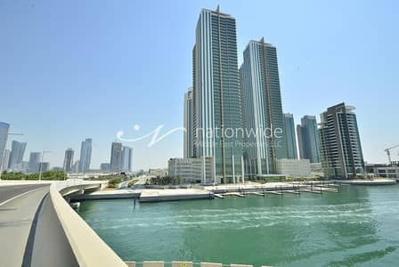 3 Bedroom Flat for Rent in Al Reem Island, Abu Dhabi - Vacant! A Luxurious and Vibrant Apartment