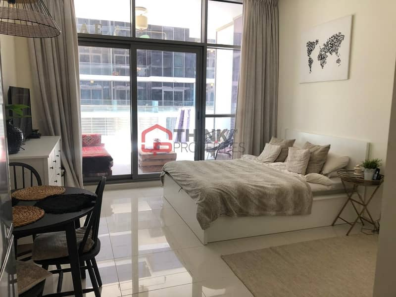Best Price Fully Furnished Large Studio Apartment