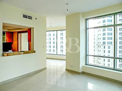 1 Bedroom Flat for Rent in Dubai Marina, Dubai - Amazing Marina View | Vacant | Spacious Layout