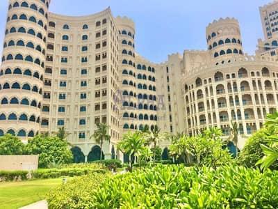 شقة فندقية  للايجار في قرية الحمراء، رأس الخيمة - UTILITY INCLUDED-LUXURY STUDIO HOTEL APARTMENT