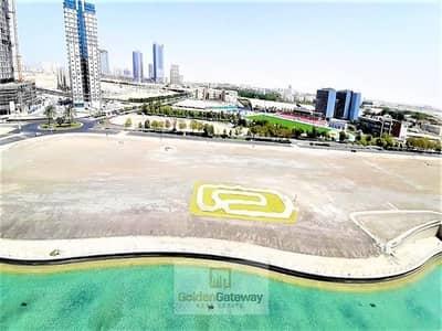 شقة 2 غرفة نوم للايجار في مدينة دبي الرياضية، دبي - Beautiful Full Canal View / 2 Balconies  / Closed Kitchen