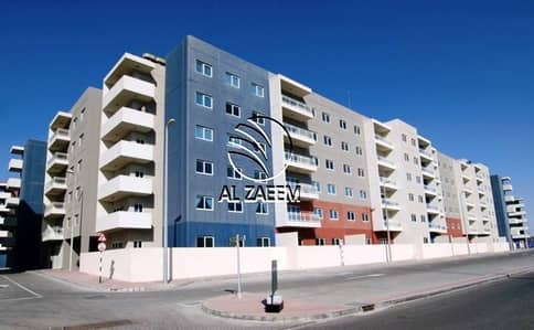 High-Quality 2 Bedroom Apartment Balcony in Al Reef