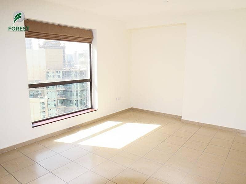 2 Vacant | 2 Bedroom | Marina View | Unfurnished