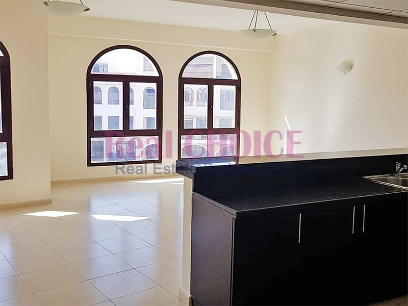 Large Balcony | Pool Facing | 1 Bedroom | Fortunato