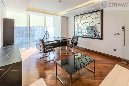 مکتب  للايجار في الخليج التجاري، دبي - Executive Offices | Business Center | EXCLUSIVE