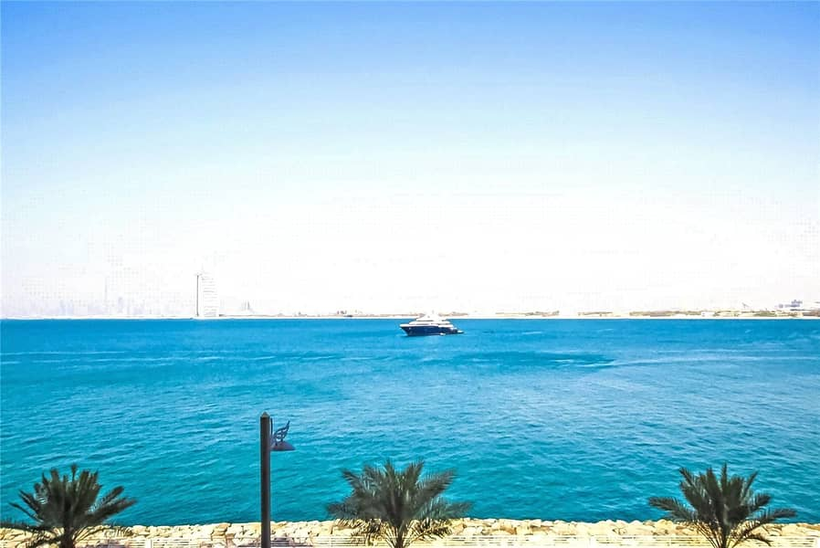 Available | Full Sea View | Never Rented | Beach