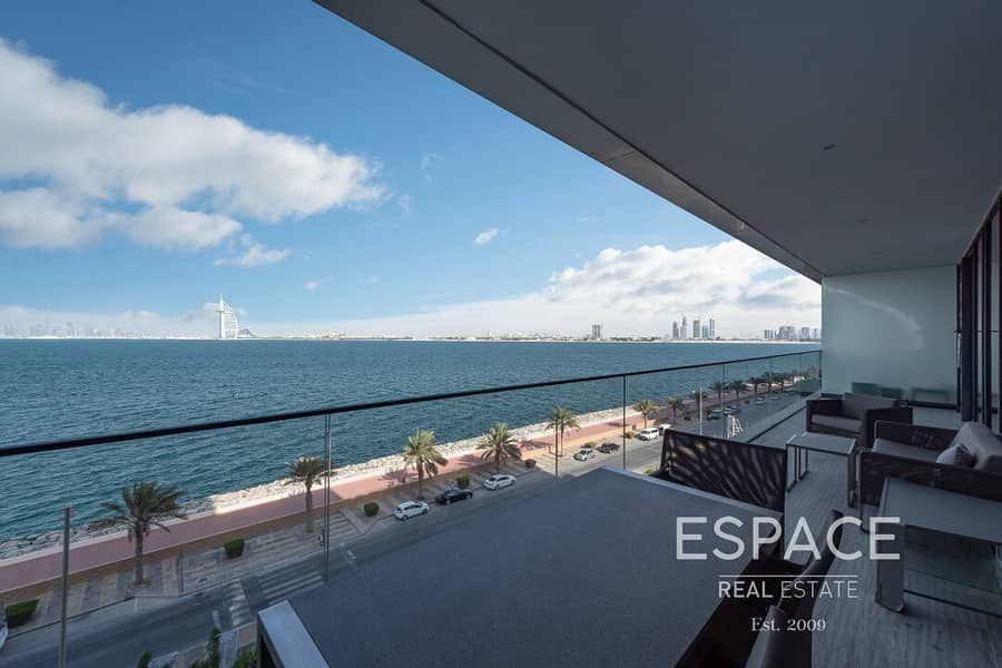 2 Stunning Views | 2 Bed | High Floor