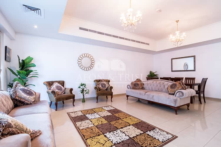 Great Investment 2BR+Maids Emirates Crown