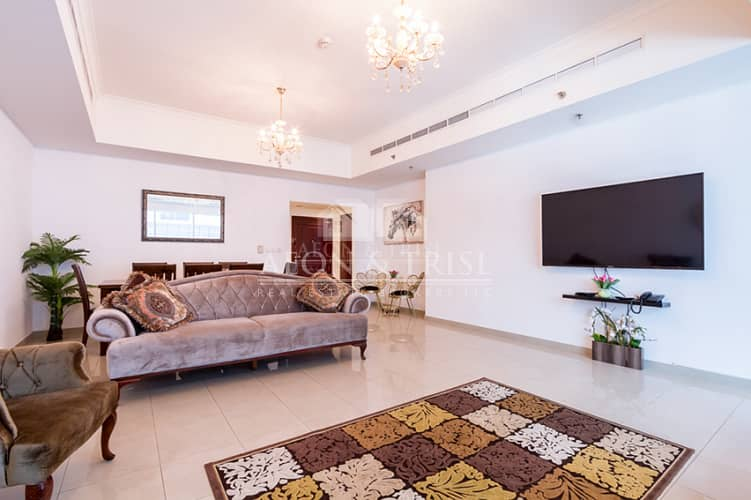 2 Great Investment 2BR+Maids Emirates Crown
