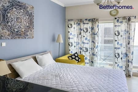 Studio for Rent in Downtown Dubai, Dubai - Furnished   High floor   Cheapest price in Downtown