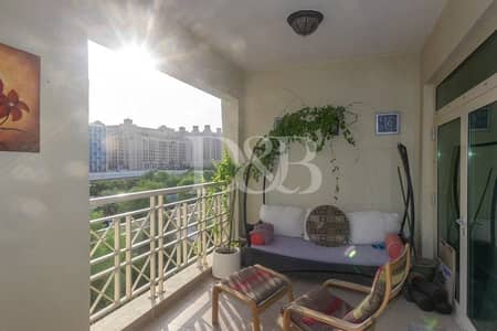 Well Maintained 2 Bedrooms+Maids | F Type