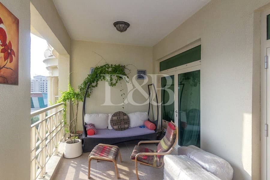 2 Well Maintained 2 Bedrooms+Maids | F Type