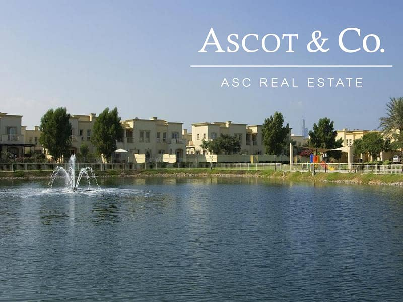 10 Type 4M|Nearby Pool & Park|Opposite Lake