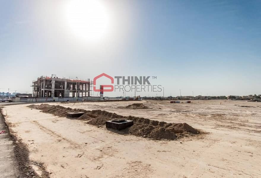 Freehold Residential Villa Plot AED 400/sq ft Only