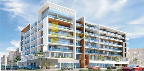محل تجاري  للايجار في قرية جميرا الدائرية، دبي - Spacious Brand New Retail 628 sq:ft | Hot Location For Pharmacy