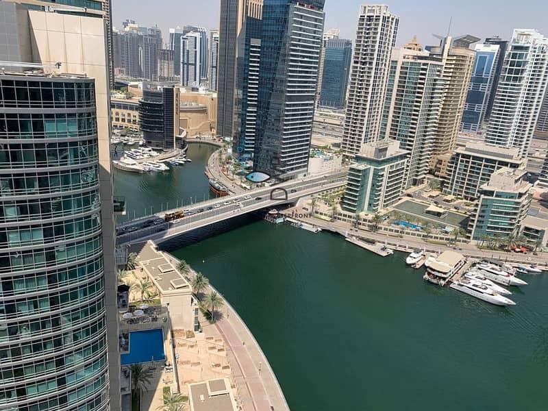 2 2BR Marina Promenade Paloma Tower with Stunning Marina View | UNIT 2601