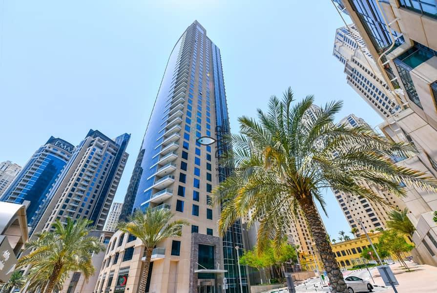 24 2BR Marina Promenade Paloma Tower with Stunning Marina View | UNIT 2601