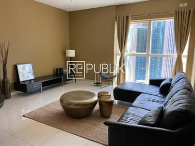 شقة 2 غرفة نوم للايجار في جزيرة الريم، أبوظبي - Fabulous 2 Bedroom Fully Furnished High Floor Unit