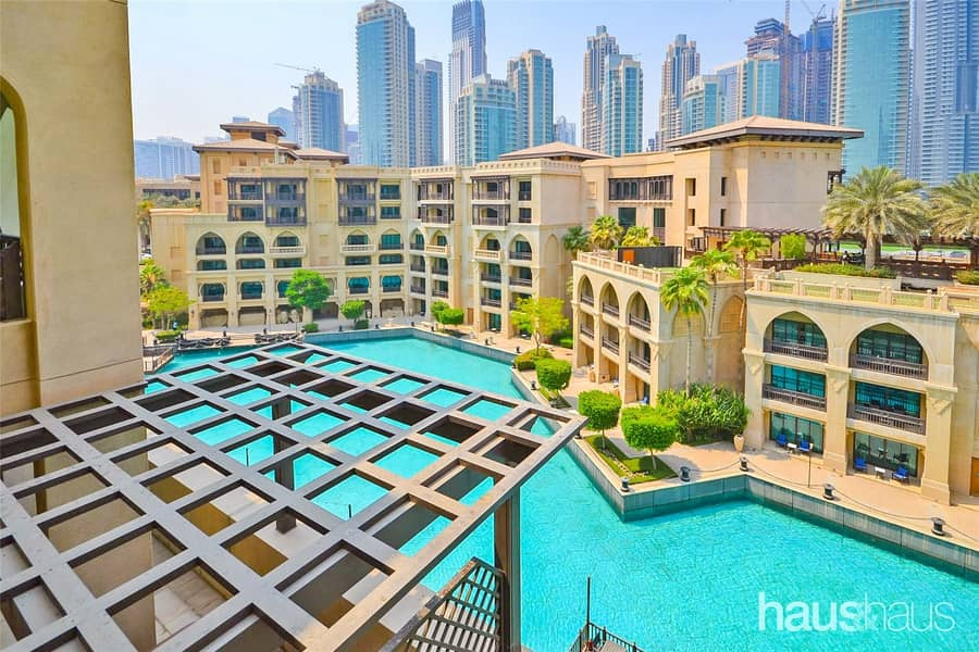 2 Fountain/Burj view   Furnished   Vacant