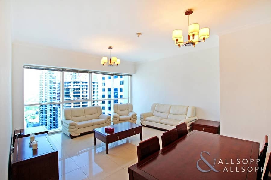2 Marina Views | 2 Bedrooms | Available Now