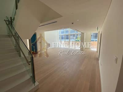 3 Bedroom Townhouse for Sale in Saadiyat Island, Abu Dhabi - Modern and Luxurious 3BR Townhouse in Mamsha