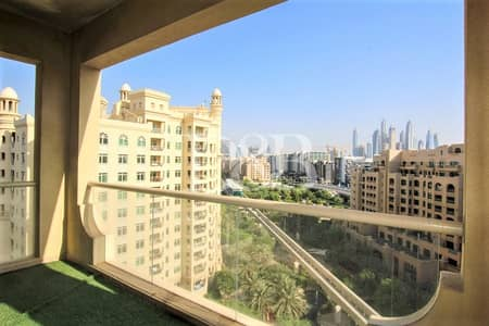 2 Bedroom Penthouse for Rent in Palm Jumeirah, Dubai - Penthouse | Partially Furnished 2 BR | D Type