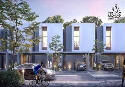 تاون هاوس 2 غرفة نوم للبيع في الجادة، الشارقة - Own amazing Townhouse in the new downtown Shariah