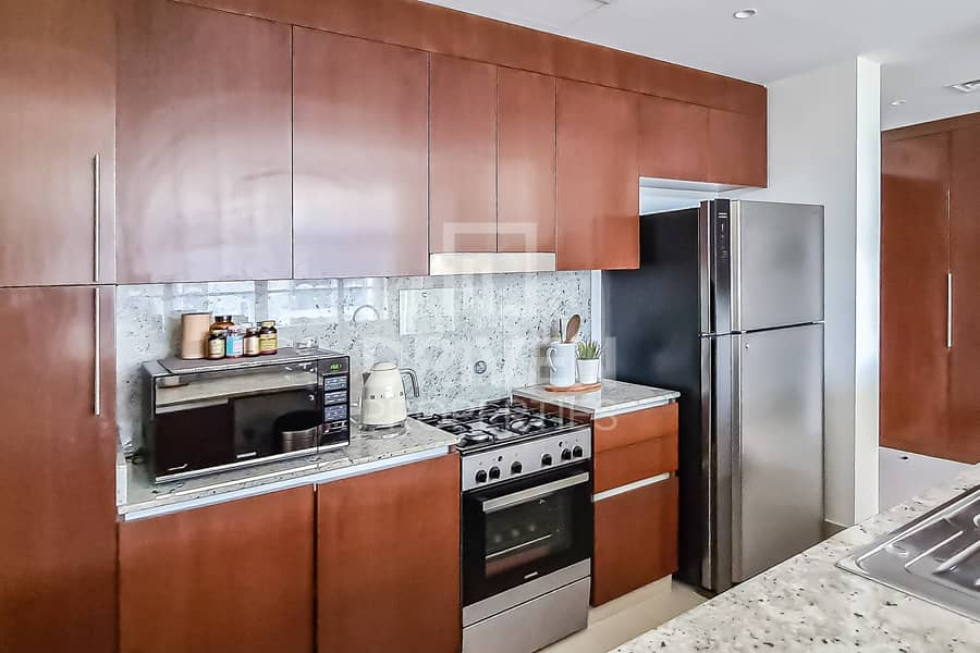 15 Stunning and Park Facing 2 Bedroom Apartment