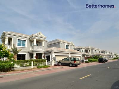 3 Bedroom Townhouse for Rent in Dubailand, Dubai - Single Row | Semi Detached |Close to Pool and Park