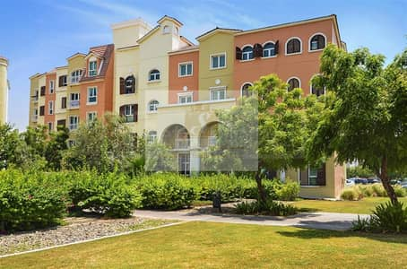 Studio for Sale in Discovery Gardens, Dubai - MED CLUSTER BLD  91 | STUDIO WITH BALCONY | GARDEN VIEW
