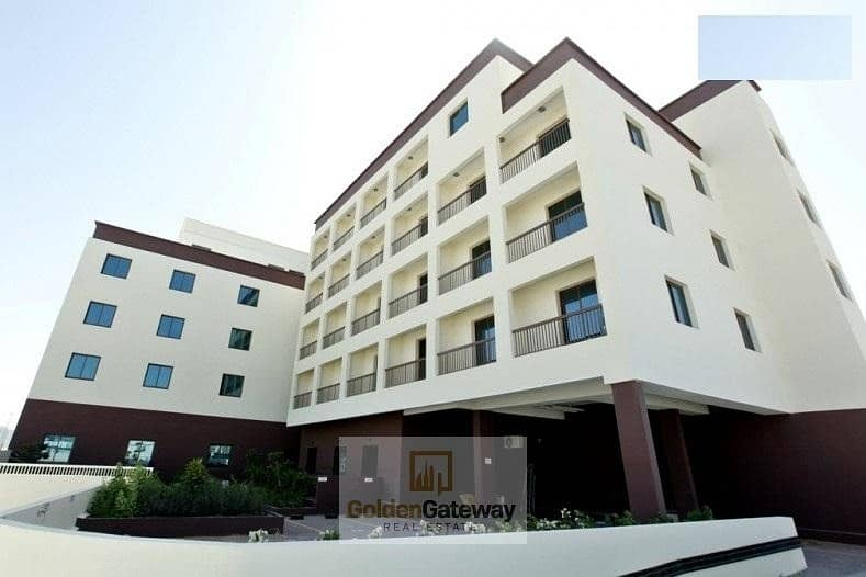 2 Lowest Price!! Vacant 2 BR | Masaar residence