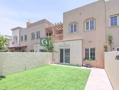 تاون هاوس 2 غرفة نوم للايجار في الينابيع، دبي - Landscaped Plot | Spacious 4M | Ready to Move