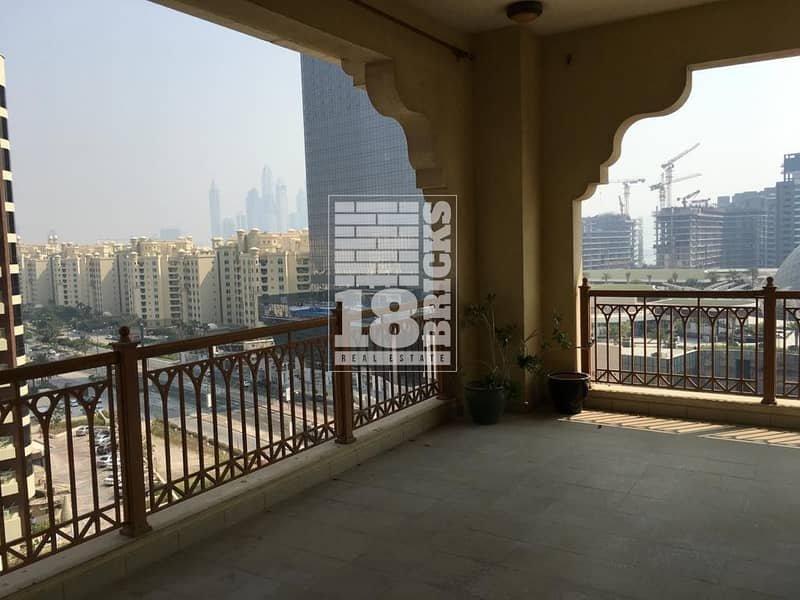 1 Partial Sea View | Spacious | Large Terrace