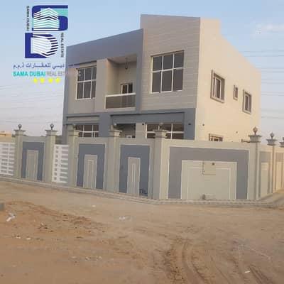 5 Bedroom Villa for Sale in Al Yasmeen, Ajman - Wonderful design villa suitable space, close to all services for sale