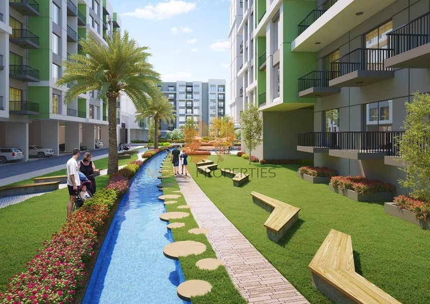 17 OLIVZ by Danube | Studio 1 and 2 BR | Pay 1% Monthly