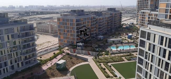 استوديو  للايجار في مدينة دبي للإنتاج، دبي - unfurnished  open view    with balcony  and parking  1 to 6 cheques