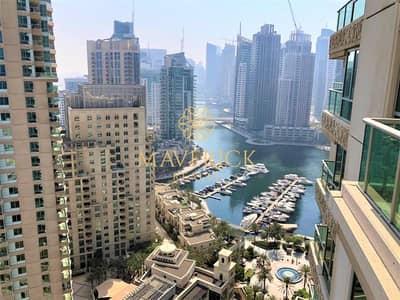 3 Bedroom Apartment for Rent in Dubai Marina, Dubai - Upgraded 3Bed   Marina View   High Floor