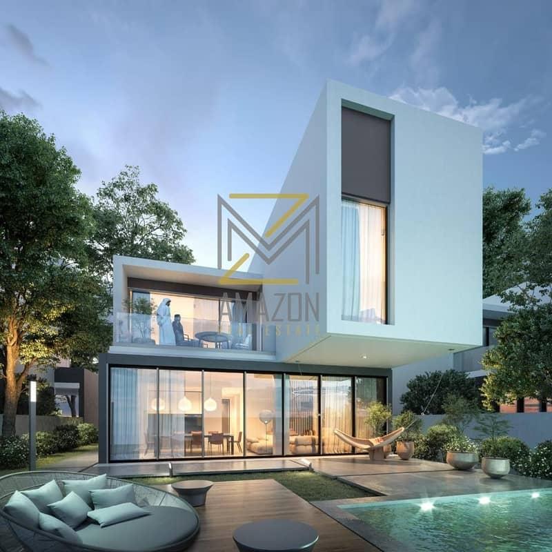 luxury villa | easily payment plan