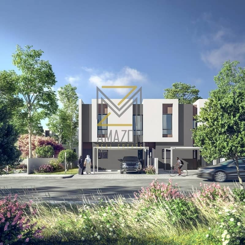 2 luxury villa | easily payment plan